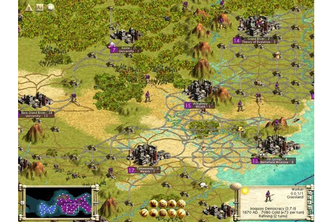 Civilization III Play the World Download Free Full Game ...