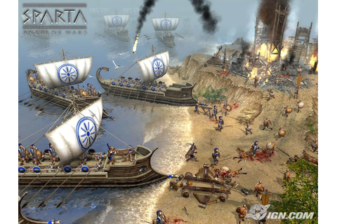 Ancient Wars: Sparta Screenshots, Pictures, Wallpapers ...