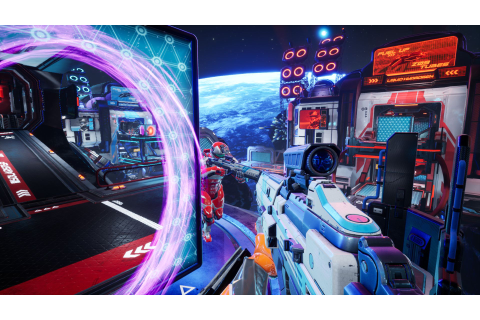 Splitgate: Arena Warfare PC News | PCGamesN