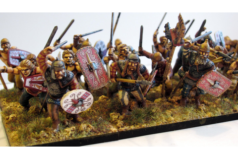 1000 Foot General: A Few More Tips For Warlord Games ...