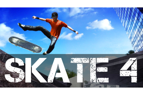 Confirmed: Skate 4 is not happening