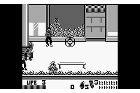 Play Punisher, The - The Ultimate Payback (USA) • Game Boy ...