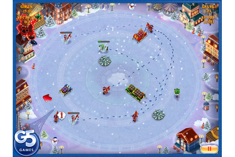 G5 Games :: Games :: Elves Inc: Christmas Mission HD