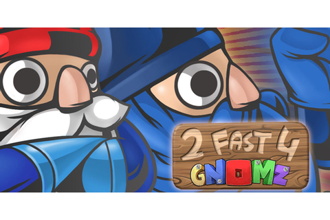 2 Fast 4 Gnomz | Nintendo 3DS-downloadsoftware | Games ...