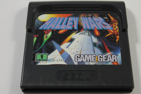 Halley Wars - Sega Game Gear