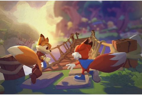 Super Lucky's Tale Review (PC): This Fox Needs More Love ...