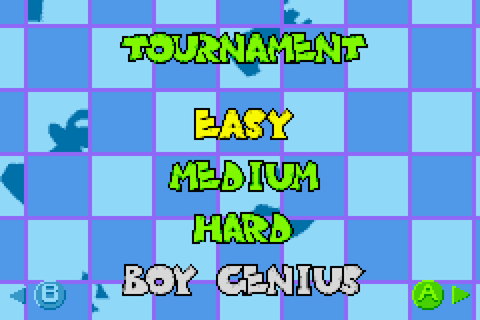 Dexter's Laboratory: Chess Challenge Screenshots ...