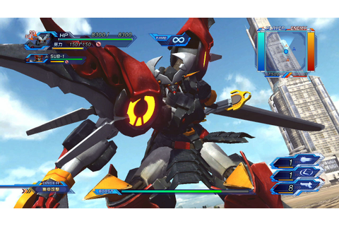 Super Robot Wars OG INFINITE BATTLE full game on PS3 ...