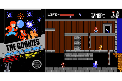 Play The Goonies on NES