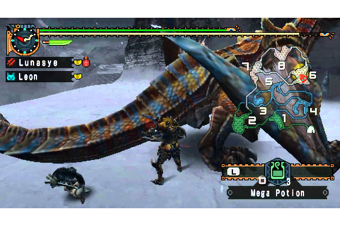 Monster Hunter Freedom ISO for PPSSPP - Download PPSSPP ...