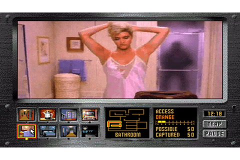 Night Trap (Digital Pictures) (MS-DOS) [1995] - YouTube