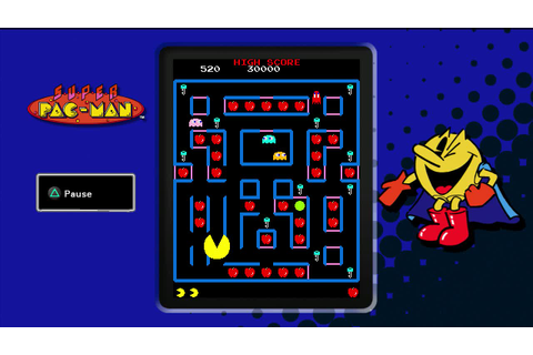 PAC-MAN MUSEUM™ on PS3 | Official PlayStation™Store US
