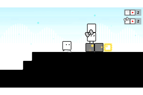 BoxBoy! + BoxGirl! screenshots - Nintendo Everything