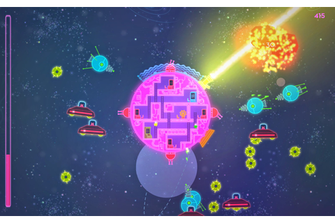 Download Lovers In A Dangerous Spacetime PC Game
