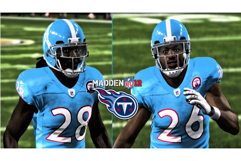 Madden NFL 12 - (XB360) - Duos | Smash N Dash | Titans at ...