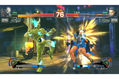 Is Ultra Street Fighter IV worth buying on the PlayStation ...