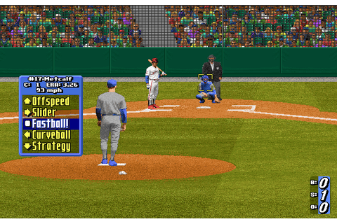 [Review] HardBall IV – I Old Games!
