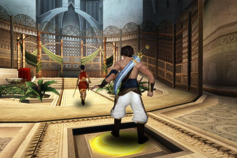 Prince Of Persia The Sands Of Time Game - Free Download Full Version ...