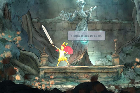 Child of Light shared screenshots on PS4 include Ubisoft ...