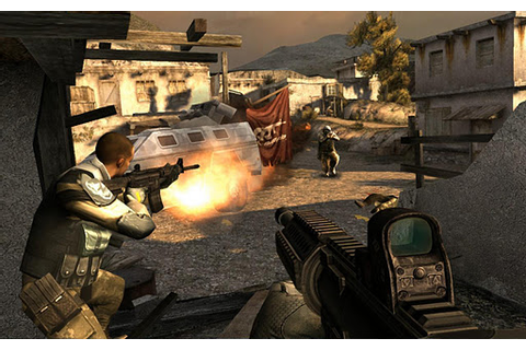 Modern Combat 3 : Fallen Nation (Android Game) | Kakha ...
