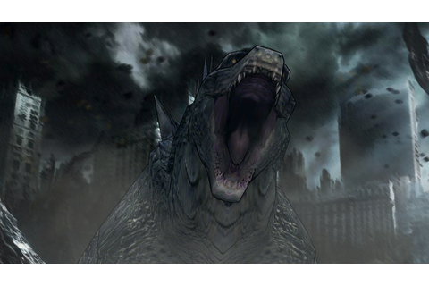 Godzilla PS3 Game: Classic & New Godzilla In Rampaging ...