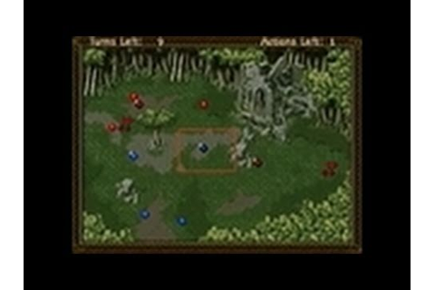 Mage Knight: Destiny's Soldier Nintendo DS Gameplay ...