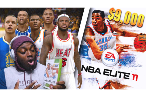 Playing The RAREST and WORST Basketball Game EVER!! NBA ...