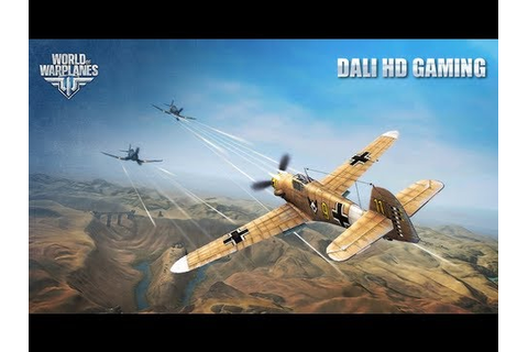 World of Warplanes PC Gameplay FullHD 1080p - YouTube