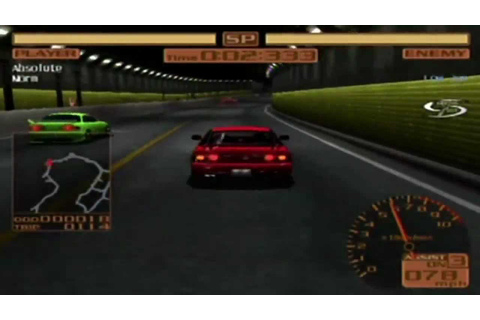 TOKYO XTREME RACER 2 REVIEW - Classic Video Game Channel ...