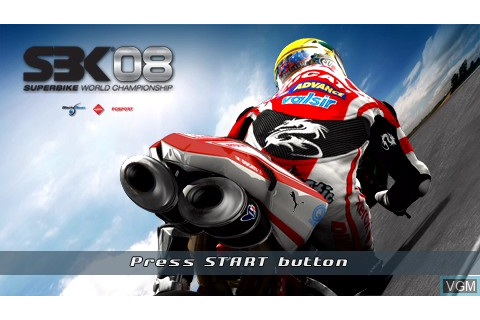 SBK 08 - Superbike World Championship for Sony PSP - The ...