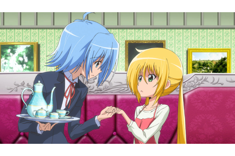 Hayate the Combat Butler Season 3 Can't Take My Eyes Off ...