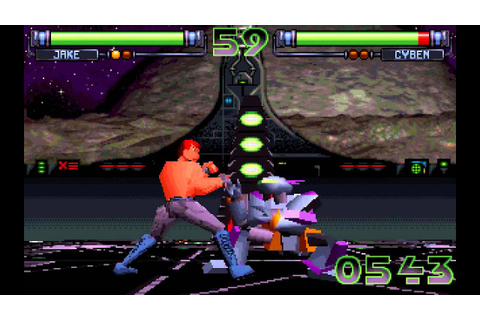 FX Fighter (PC DOS) longplay - YouTube