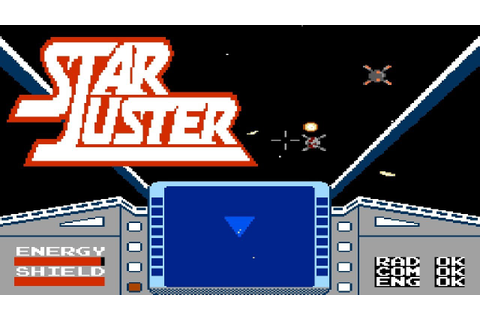 Star Luster (FC) | Playthrough - YouTube