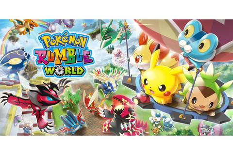 Pokémon Rumble World | Nintendo 3DS | Jeux | Nintendo
