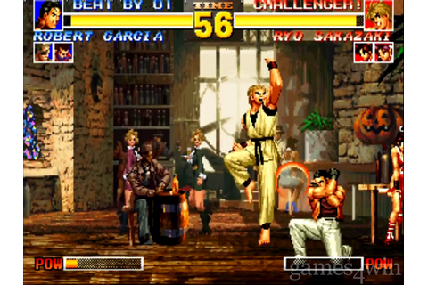 The King of Fighters 95 Download on Games4Win