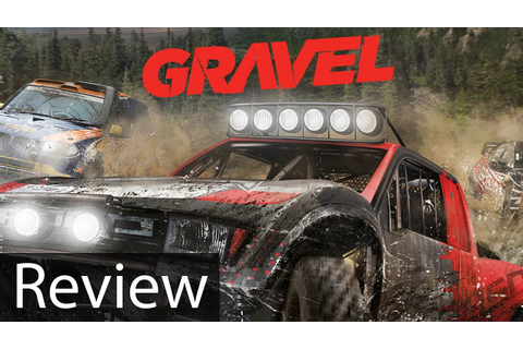Gravel Gameplay Review - YouTube