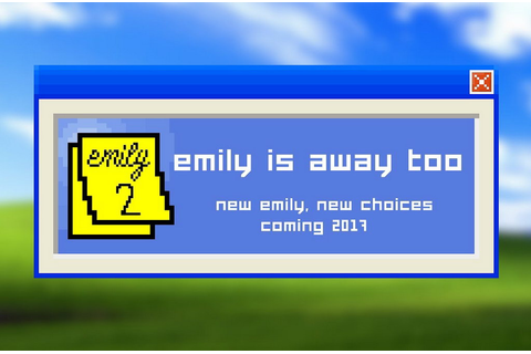 Emily is Away Too - DL/PC - Games Online PRO