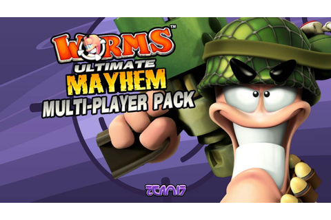 Worms Ultimate Mayhem | PSN | PS3 ISO Games