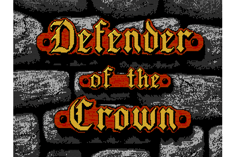 Defender of The Crown - My Abandonware