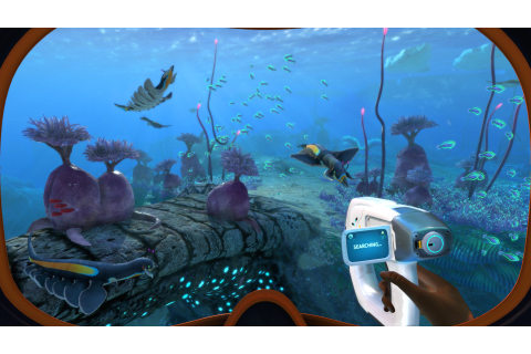 Subnautica: Below Zero is about to begin its Early Access ...