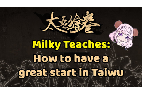 The Scroll of Taiwu Starting Tips [For Beginners] - YouTube