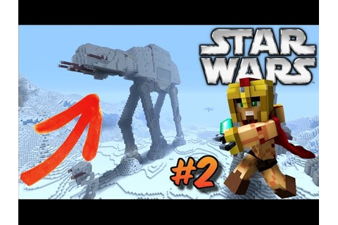 HUNGER GAMES SUR MINECRAFT ! MAP STAR WARS ! EPISODE 2 ...
