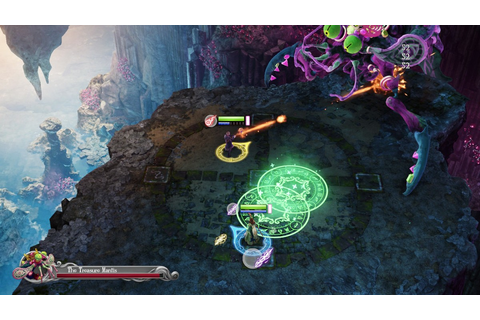 Nine Parchments Nintendo Switch review | The Indie Game ...