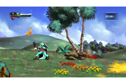Video Game Dust: An Elysian Tail (PC) (2013) - Adventures ...