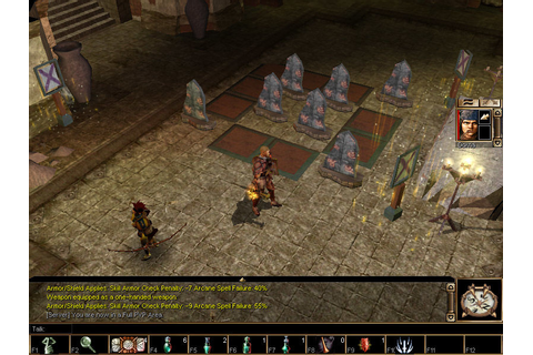 Neverwinter Nights: Shadows of Undrentide Screenshots for ...
