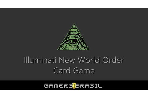 Card Game Illuminati New World Order [DOWNLOAD] | Gamers ...