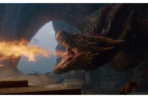 Where did Drogon take Daenerys in the Game of Thrones ...