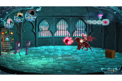 Little Witch Academia: Chamber of Time – All your games in ...
