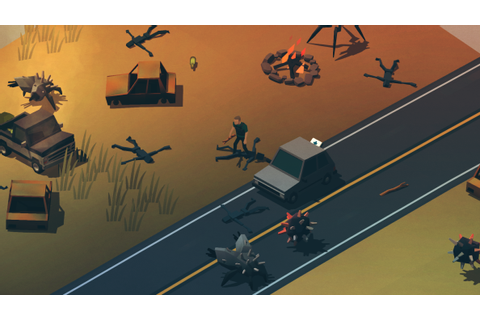 Overland takes XCOM on the road | PCGamesN