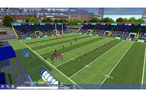 Rugby League Team Manager 2018 PC Game Free Download